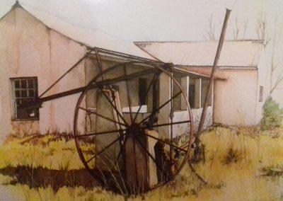 Annette Kamper - Water Pump Wheel