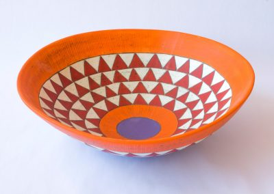Bianca Whitehead - Bowl With Orange