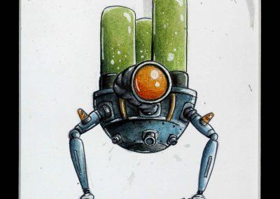 Ryan Allan - March Of Robots (Trio) 2