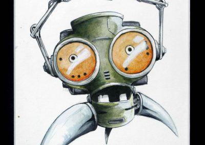Ryan Allan - March Of Robots (Trio) 3