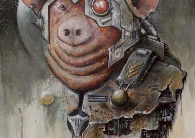 Ryan Allan - Space Pig 1
