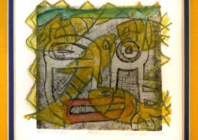 Ruth Nesbit - Man Mask