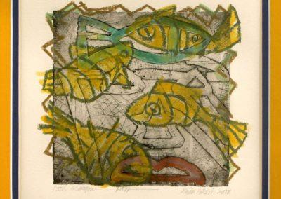 Ruth Nesbit - Fish Mask