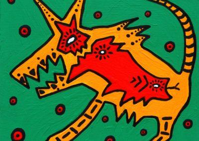Marc Pradervand - Yellow Dog