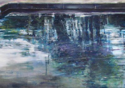 Joanne Reen - Garden Pool