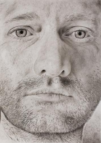Craig Ivor - Unititled - Self-Portrait