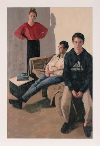 Ian Grose - Antonia, Richard And Daniel Lucas